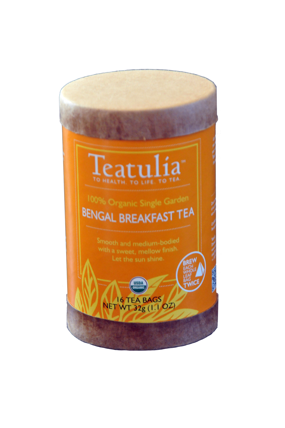 Teatulia Bengal Breakfast Tea