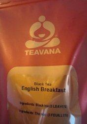 Teavana Breakfast Tea Package