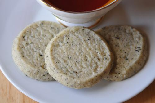 Earl Grey Shortbread