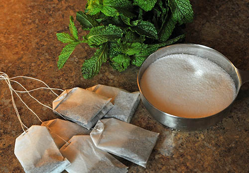 Mint Iced Tea Ingredients