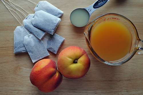 Peach Iced Tea Ingredients
