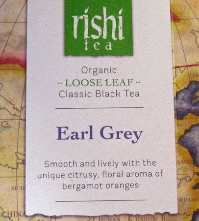 Rishi Earl Grey Package