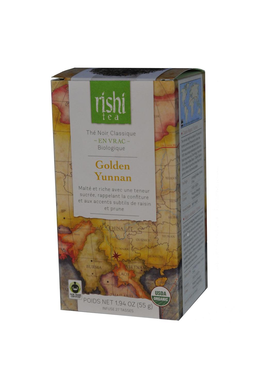 Rishi Tea Golden Yunnan