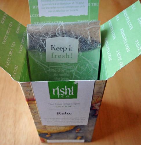 Rishi Tea - Ruby