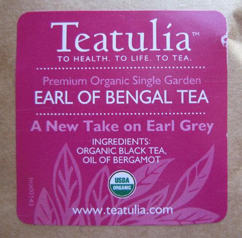 Teatulia Earl of Bengal Package