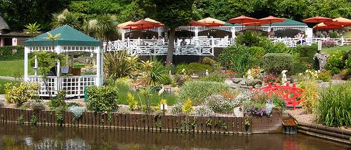 Rose Cottage Tea Gardens